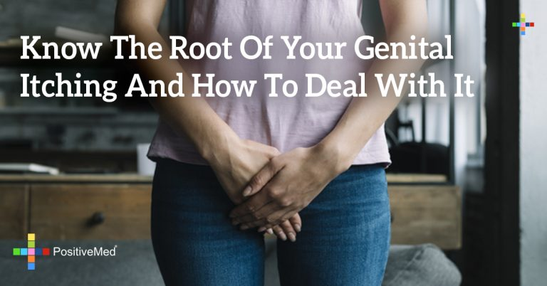 Know the Root of Your Genital Itching and How to Deal With It