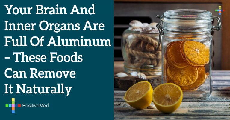 Your Brain and Inner Organs are Full of Aluminum – These Foods Can Remove It Naturally