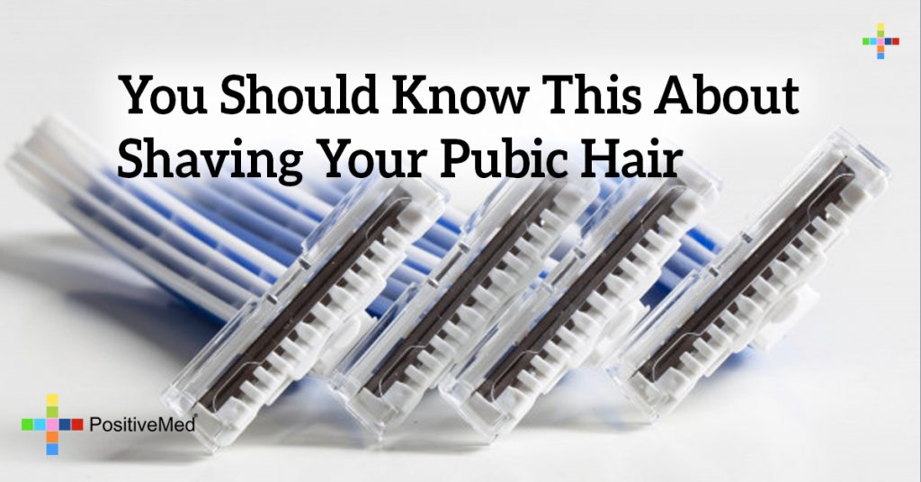 You Should Know THIS About Shaving Your Pubic Hair