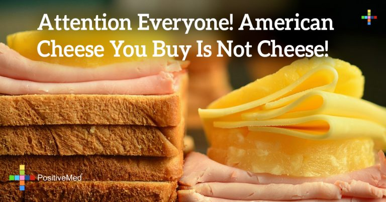 Attention Everyone! American Cheese You Buy Is NOT Cheese!