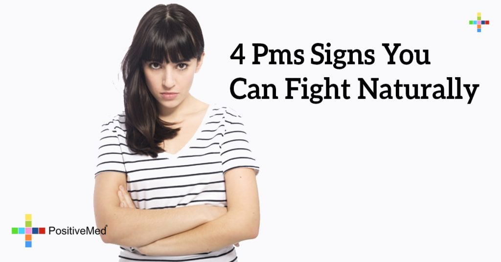 4 PMS Signs You Can Fight Naturally