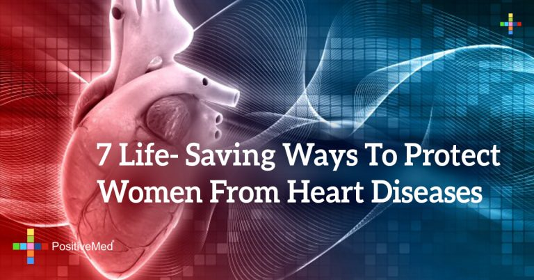 7 Life- Saving Ways to Protect Women from Heart Diseases