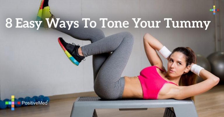 8 Easy Ways To Tone Your Tummy