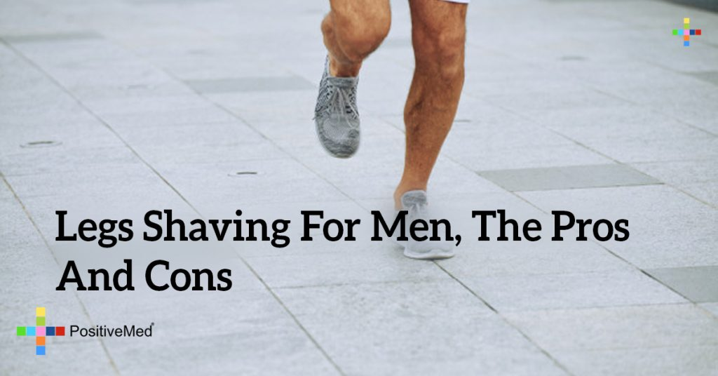 Legs Shaving For Men, The Pros And Cons