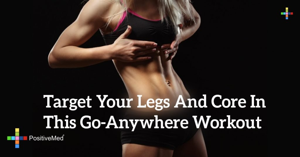 Target Your Legs And Core In This Go-Anywhere Workout