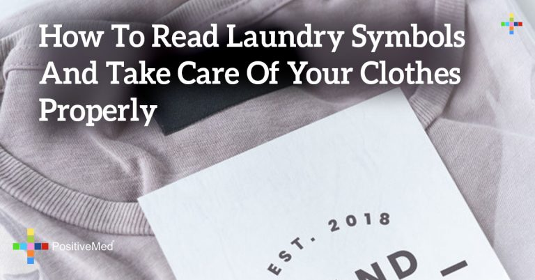 How To Read Laundry Symbols And Take Care Of Your Clothes Properly