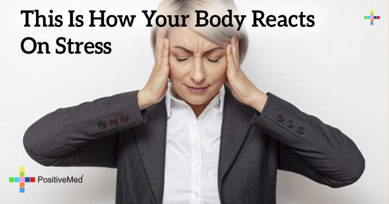 This Is How Your Body Reacts On Stress