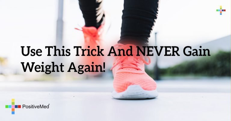 Use This Trick And NEVER Gain Weight Again!