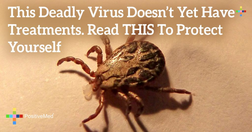 This Deadly Virus Doesn't Yet Have Treatments. Read THIS To Protect Yourself