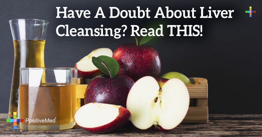 Have A Doubt About Liver Cleansing? Read THIS!