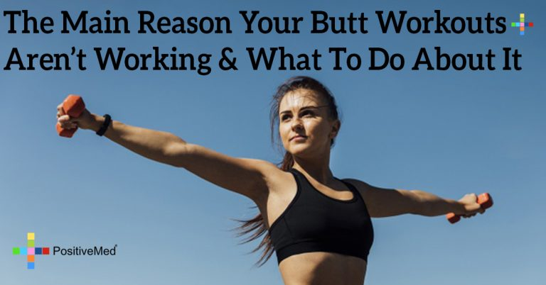 The Main Reason Your Butt Workouts Aren't Working & What To Do About It