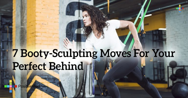 7 Booty-Sculpting Moves For Your Perfect Behind