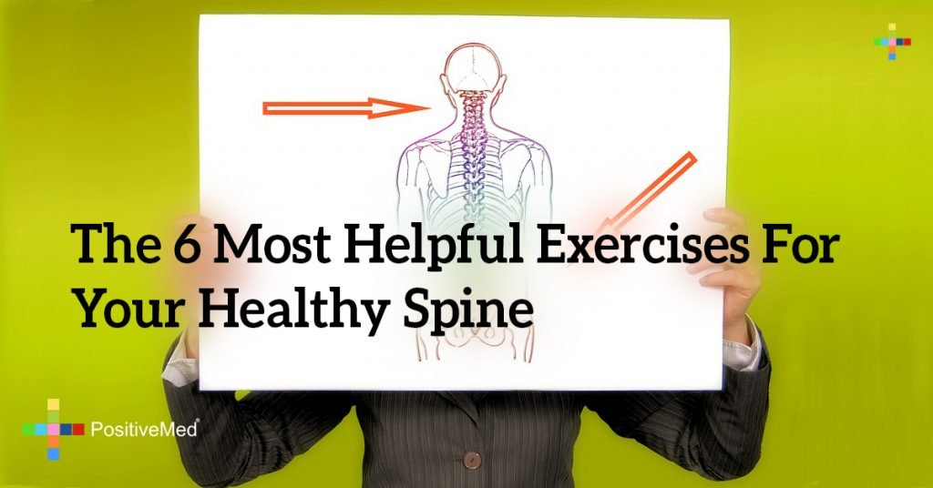The 6 Most Helpful Exercises For Your Healthy Spine