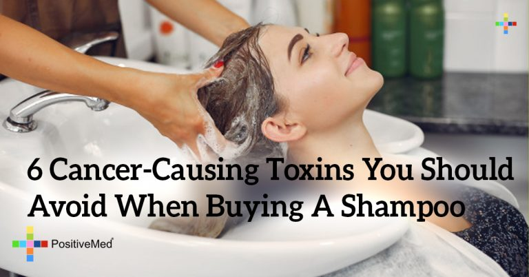 6 Cancer-Causing Toxins You Should Avoid When Buying A Shampoo