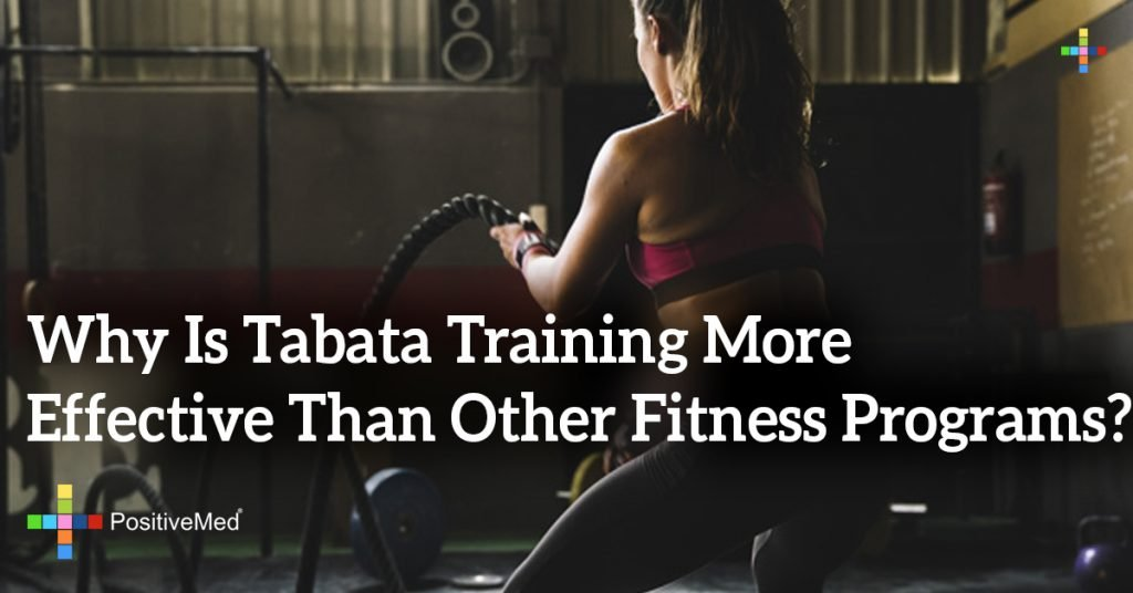 Why Is Tabata Training More Effective Than Other Fitness Programs?