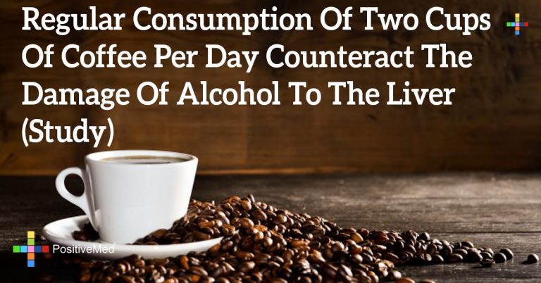 Regular Consumption Of Two Cups Of Coffee Per Day Counteract The Damage Of Alcohol To The Liver (Study)