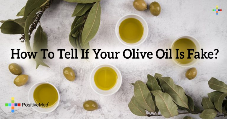 How To Tell If Your Olive Oil Is Fake?
