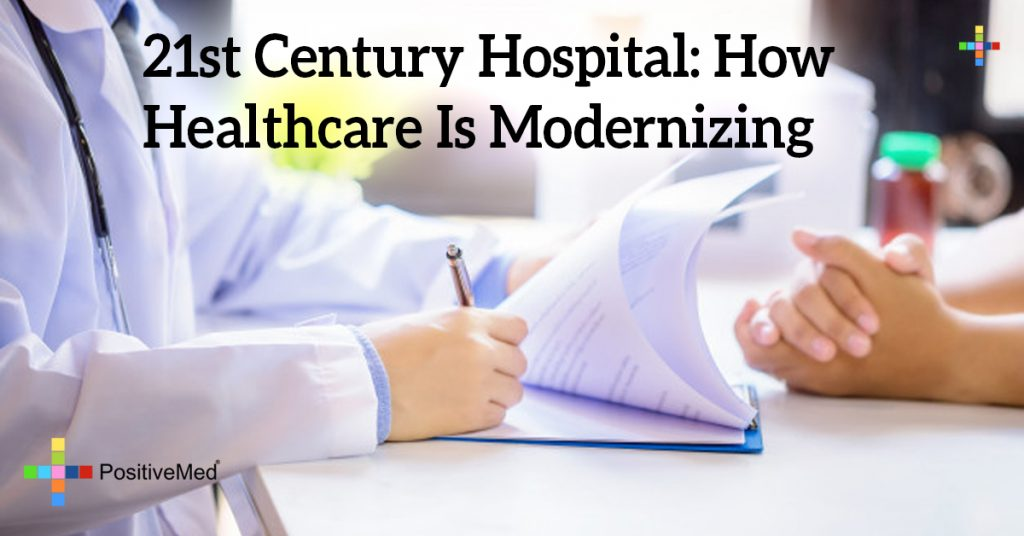 21st Century Hospital: How Healthcare Is Modernizing
