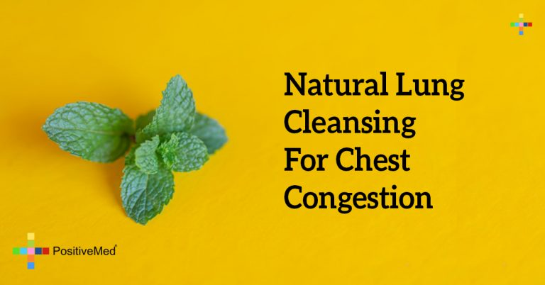 Natural Lung Cleansing For Chest Congestion