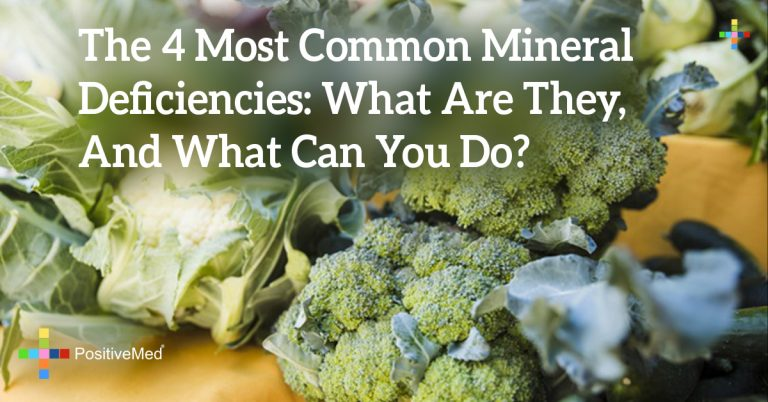 The 4 Most Common Mineral Deficiencies: What Are They, And What Can You Do?