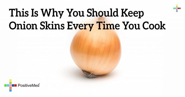 This Is Why You Should Keep Onion Skins Every Time You Cook