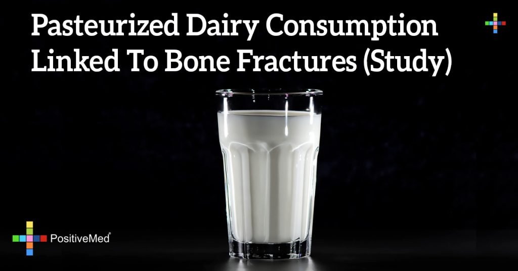 Pasteurized Dairy Consumption Linked To Bone Fractures (Study)
