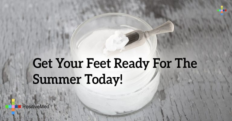 Get Your Feet Ready For The Summer Today!