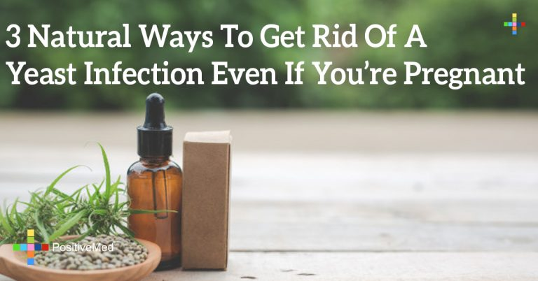 3 Natural Ways To Get Rid Of A Yeast Infection Even If You're Pregnant