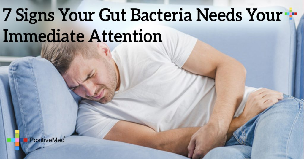 7 Signs Your Gut Bacteria Needs Your Immediate Attention
