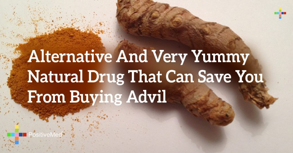 Alternative And Very Yummy Natural Drug That Can Save You From Buying Advil