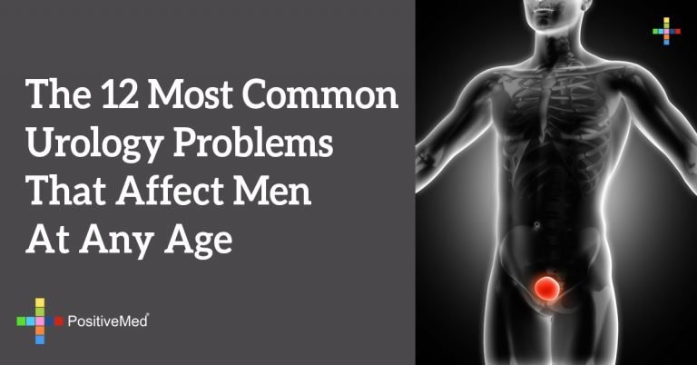 The 12 Most Common Urology Problems That Affect Men At Any Age