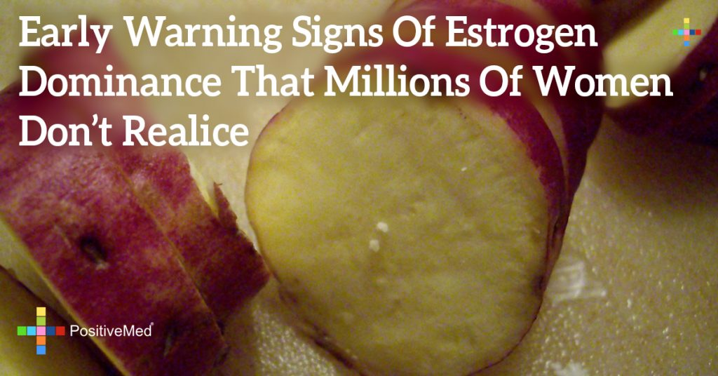 Early Warning Signs Of Estrogen Dominance That Millions Of Women Don't Realize
