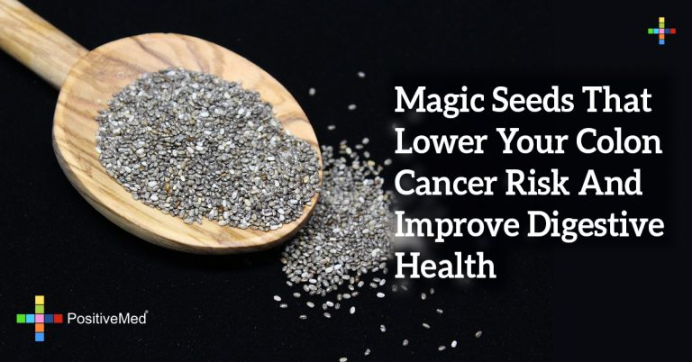 Magic Seeds That Lower Your Colon Cancer Risk And Improve Digestive Health