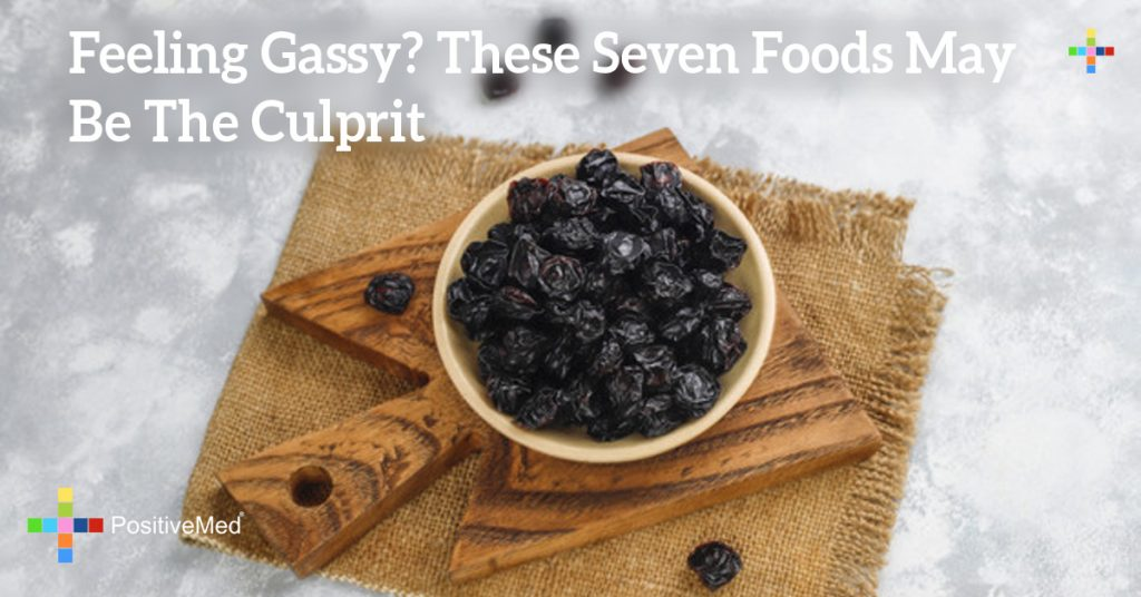 Feeling Gassy? These Seven Foods May Be The Culprit