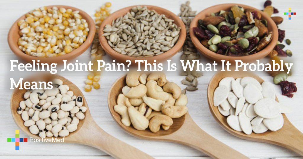Feeling Joint Pain? This Is What It Probably Means