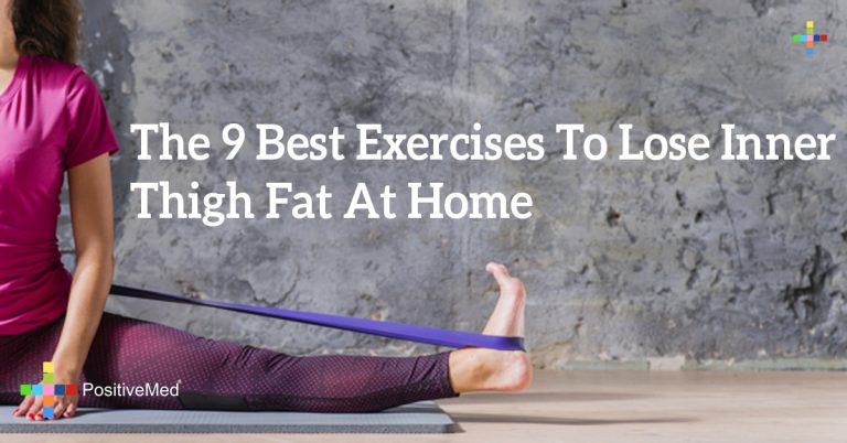 The 9 Best Exercises To Lose Inner Thigh Fat At Home