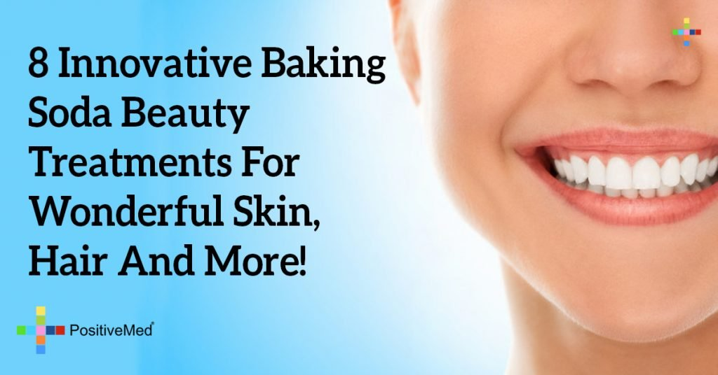 8 Innovative Baking Soda Beauty Treatments For Wonderful Skin, Hair And More!
