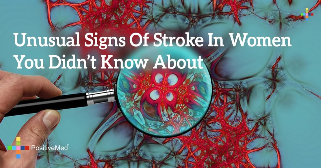 Unusual Signs Of Stroke In Women You Didn't Know About