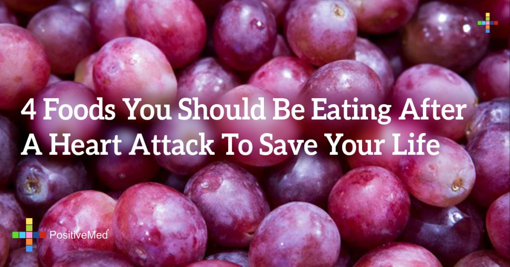 4 Foods You Should Be Eating After A Heart Attack To Save Your Life