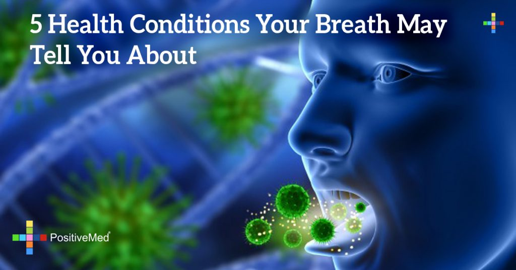 5 Health Conditions Your Breath May Tell You About