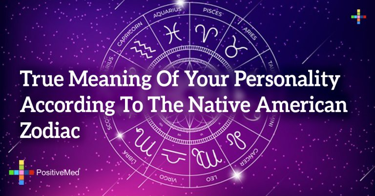 True Meaning Of Your Personality According To The Native American Zodiac