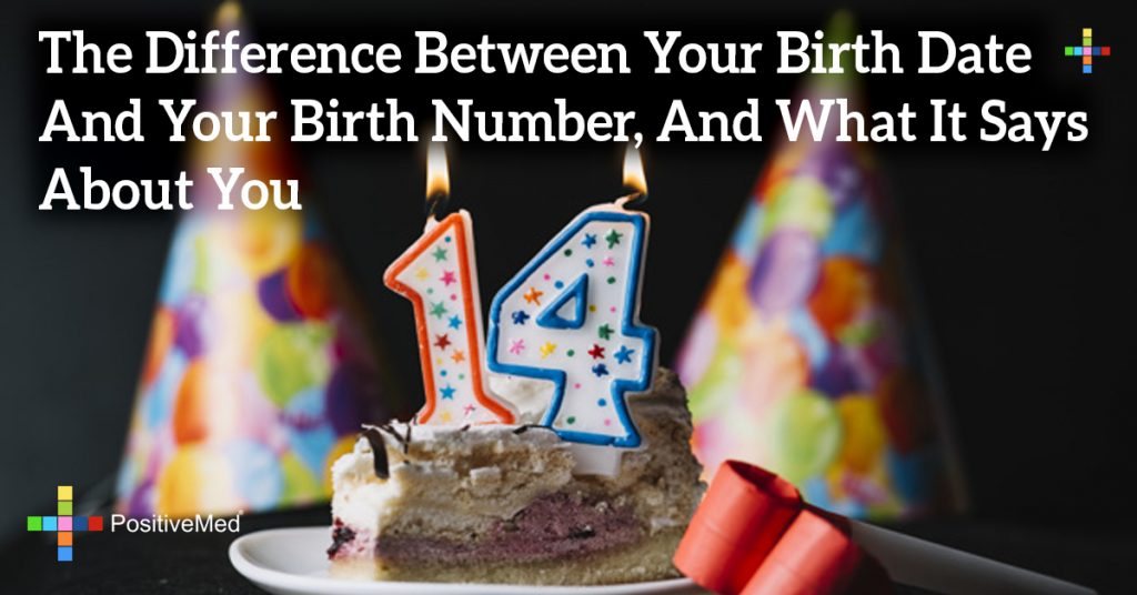 The Difference Between Your Birth Date And Your Birth Number, And What It Says About You