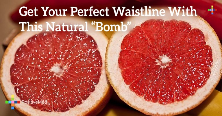 """Get Your Perfect Waistline With This Natural """"Bomb"""""""