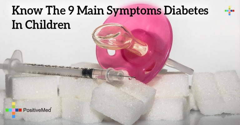 Know The 9 Main Symptoms Diabetes In Children