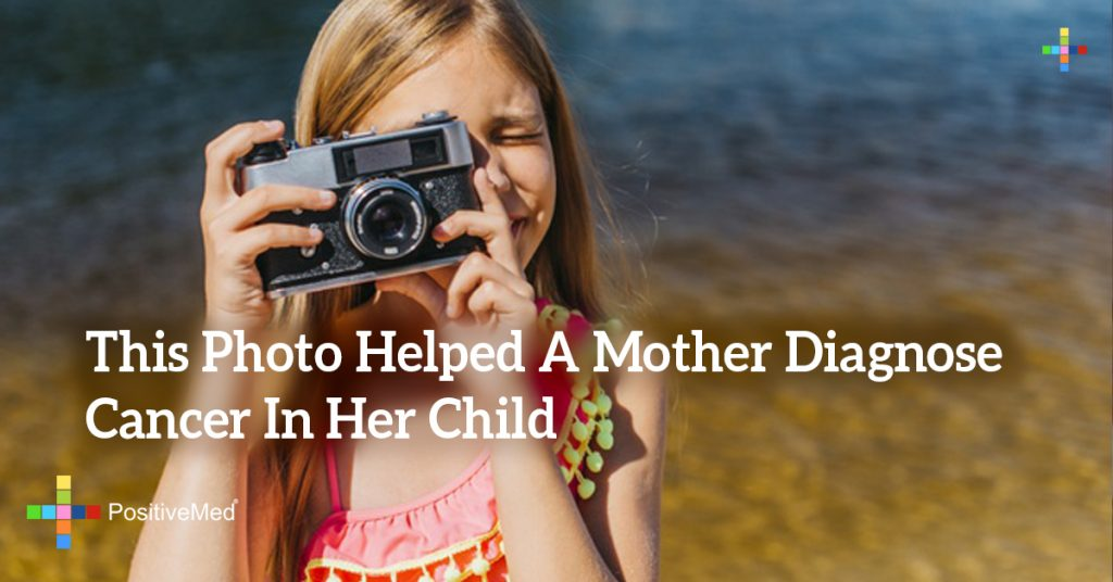 This Photo Helped A Mother Diagnose Cancer In Her Child