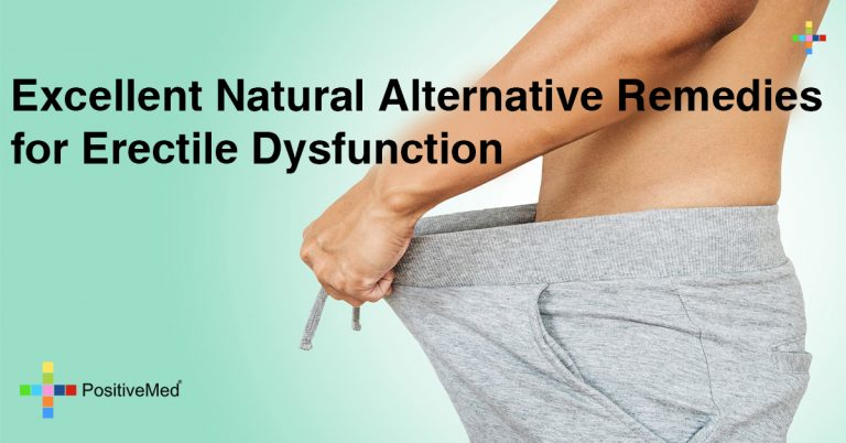 Excellent Natural Alternative Remedies for Erectile Dysfunction