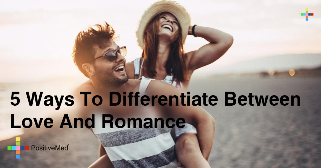 5 Ways To Differentiate Between Love And Romance