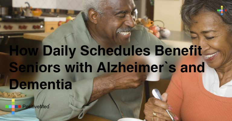 How Daily Schedules Benefit Seniors with Alzheimer's and Dementia