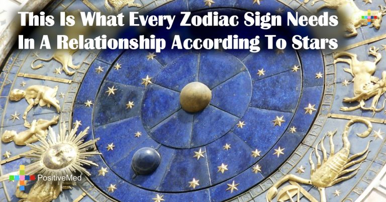 This Is What Every Zodiac Sign Needs In A Relationship According To Stars