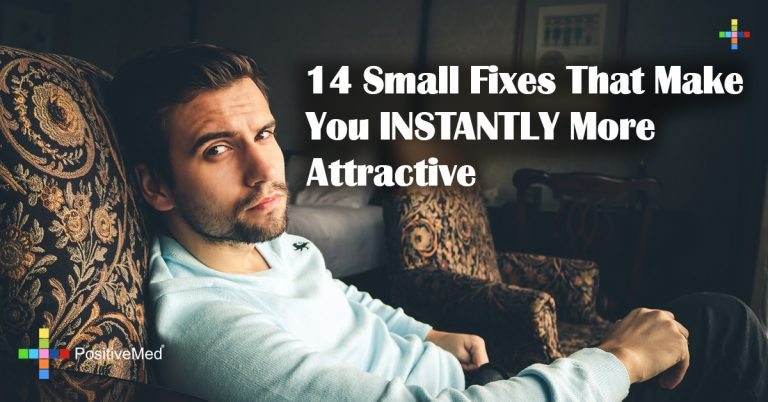 14 Small Fixes That Make You INSTANTLY More Attractive